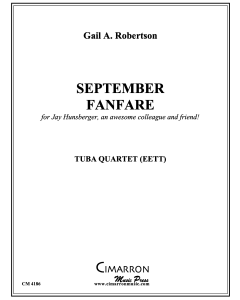 September Fanfare