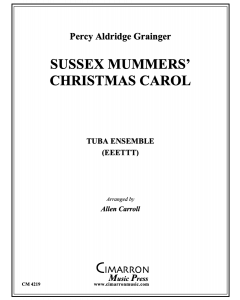 Sussex Mummers' Christmas Carol