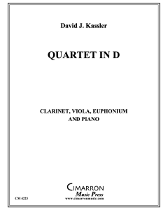 Quartet in D
