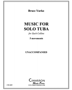 Music for Solo Tuba