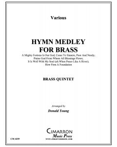 Hymn Medley for Brass