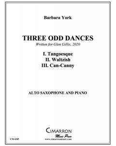 Three Odd Dances
