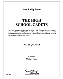 High School Cadets, The