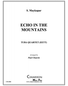 Echo in the Mountains