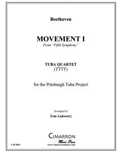"Movement 1 from ""Fifth Symphony"""