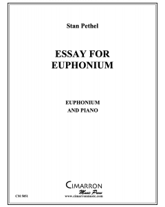 Essay for Euphonium