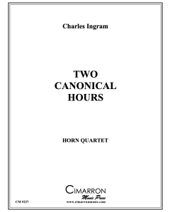 Two Canonical Hours