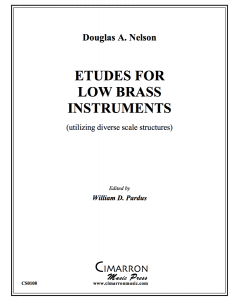 Etudes for Low Brass Instruments