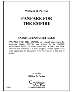 Fanfare for the Empire