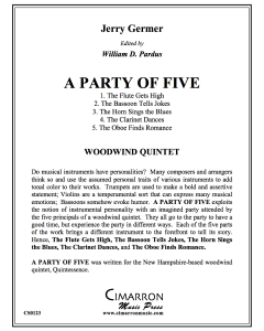 Party of Five, A