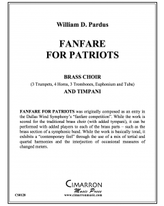 Fanfare for Patriots