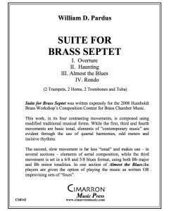 Suite for Brass Septet