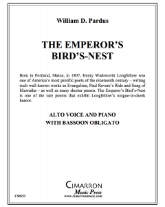 Emperor's Bird's-Nest, The