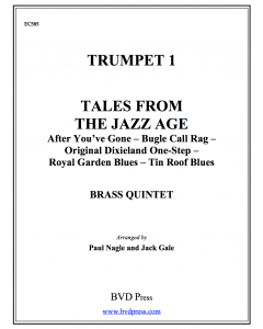 Tales from the Jazz Age (Tpt 1)