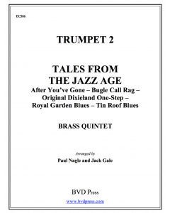 Tales from the Jazz Age (Tpt 2)