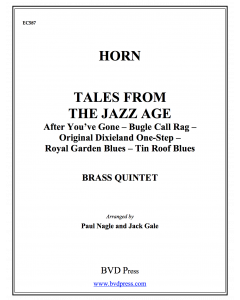 Tales from the Jazz Age (Horn)