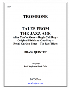Tales from the Jazz Age (Trombone)