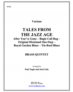 Tales from the Jazz Age (Complete set)