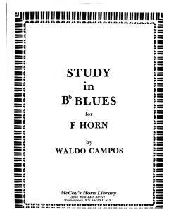 Shipped - Study in Bb Blues