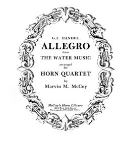 Shipped - Allegro from Water Music