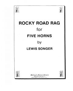 Shipped - Rocky Road Rag
