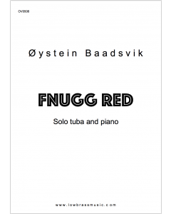 Fnugg Red (tuba and piano)