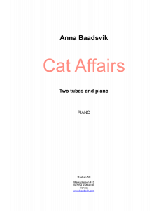 Cat Affairs