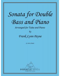Downloadable - Sonata for Double Bass