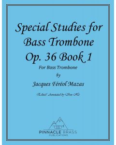 Downloadable - Special Studies for Bass Trombone