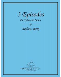 Downloadable - 3 Episodes for Tuba and Piano
