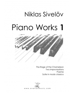 Sivelöv - Piano Works 1