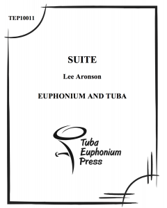 Suite for Euphonium and Tuba