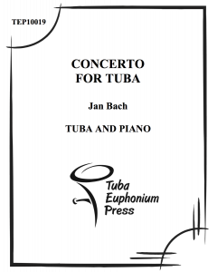 Concerto for Tuba and Chamber Orchestra