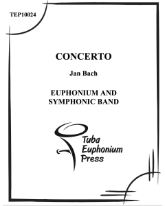 Conerto for Euphonium