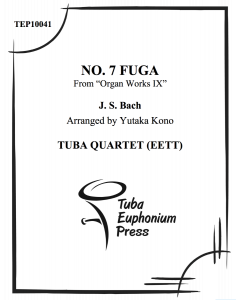 Fuga, from Organ Works IX