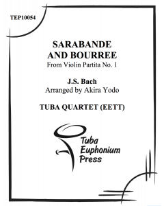 Sarabande and Bouree