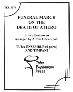Funeral March on the Death of a Hero