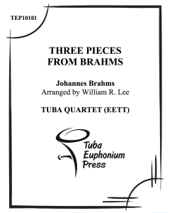 Three Pieces from Brahms