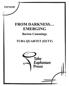 From Darkness…Emerging