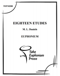 Eighteen Etudes