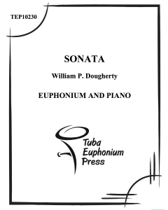 Sonata for Euphonium