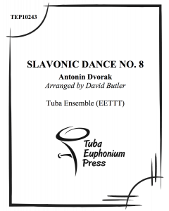 Slavonic Dances Op. 46 No. 8