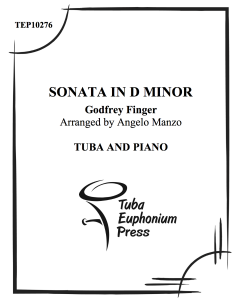 Sonata in D minor