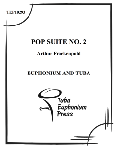 Pop Suite No. 2