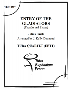 Entry of the Gladiators (Thunder and Blazes)
