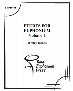 Etudes for Euphonium, Vol. 1