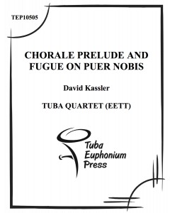 Chorale Prelude and Fugue on Puer Nobis