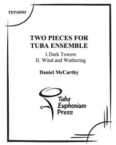 Two Pieces for Tuba/Euphonium Ensemble
