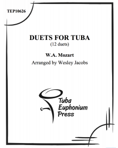 Duets for Tuba