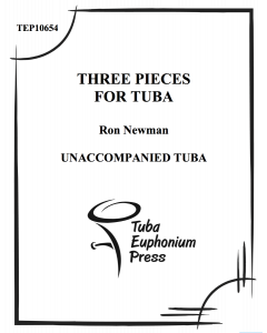 Three Pieces for Tuba